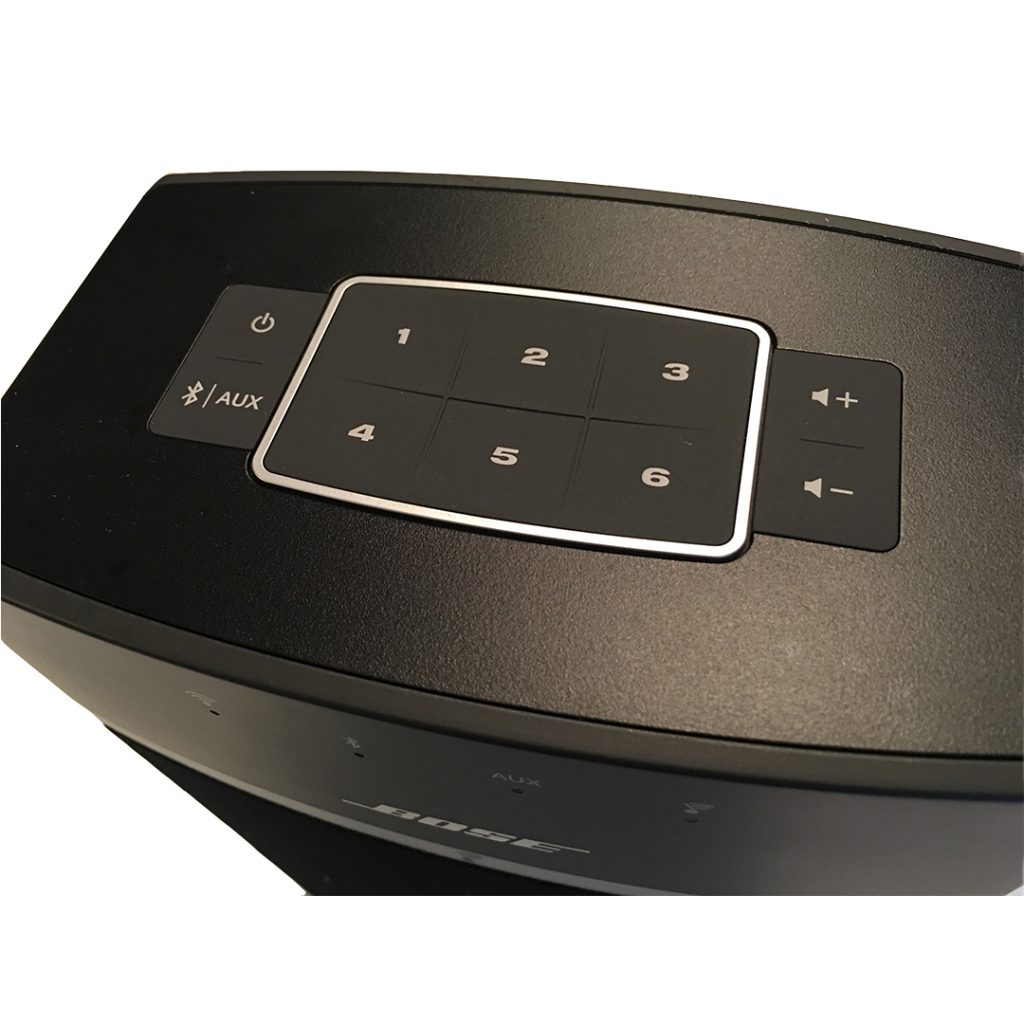 Bose SoundTouch 10 Top